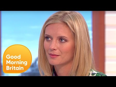 Good morning love - Rachel Riley on Love  Good Morning Britain