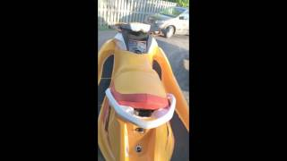 7. Sea Doo GTI SE 155 2017 Review