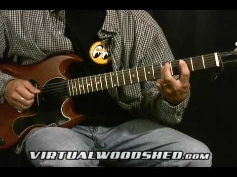 Slide Guitar Lesson Part 8 – Standard Tuning