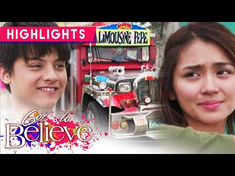 Joaquin, naghanda ng best date ever para kay Chichay | Got To Believe