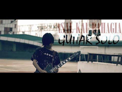 Armada - Asal Kau Bahagia - Instrumental Gitar Cover by Jeje GuitarAddict