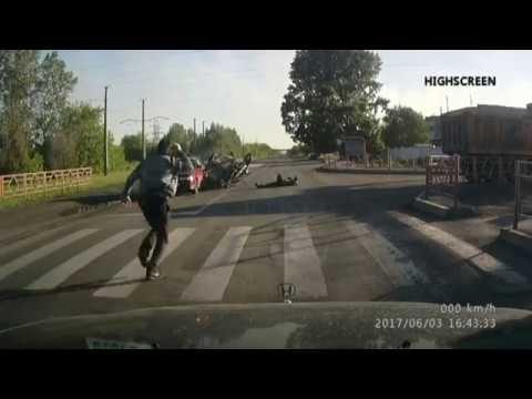 Авария в Новокузнецке