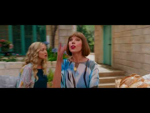 Mamma Mia! Here We Go Again | Clip - Angel Eyes