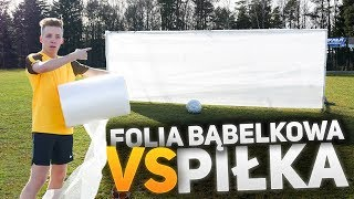 Video Bramka z folii bąbelkowej VS Piłka!! | PNTCMZ MP3, 3GP, MP4, WEBM, AVI, FLV September 2019