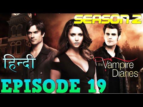 The Vampire Diaries Season 2 Episode 19  Explained Hindi  वैम्पायर डायरीज KLAUS REALITY REVELED