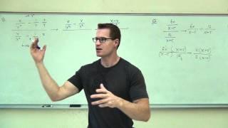 Intermediate Algebra Lecture 7.7