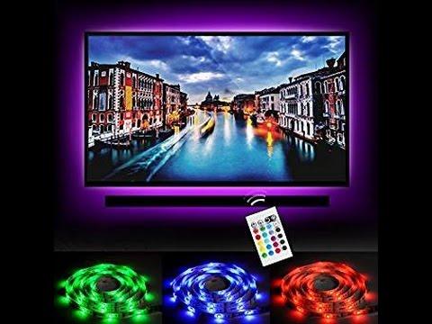 Retroilluminazione TV con led (rewiew ITA)
