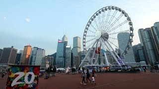 LIVE: President Xi Jinping attends ceremony marking the 20th anniversary of Hong Kong's return to the motherland, and the...