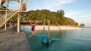 Mersing Malaysia  City pictures : Rawa Island - Rawa Island Resort (Johor, Malaysia) [GoPro Hero3]