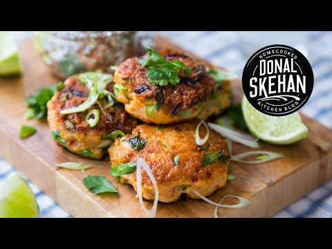 Thai Fish Cakes (VIDEO)