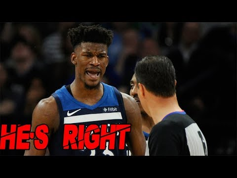 Jimmy Butler Did NOTHING Wrong