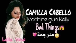 Video machine gun kelly and camila cabello - Bad Things اغنية كاميلا جديدة مترجمة download in MP3, 3GP, MP4, WEBM, AVI, FLV Mei 2017