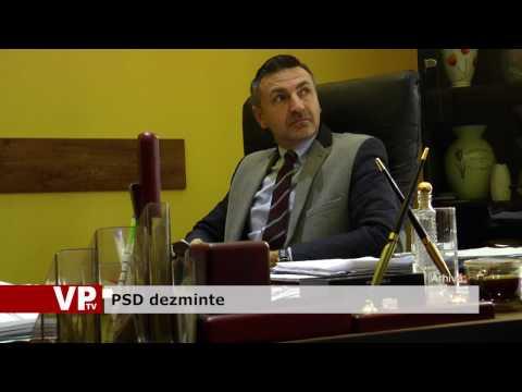 PSD dezminte