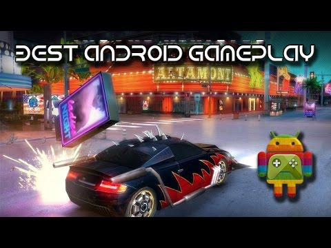 gangstar vegas android test