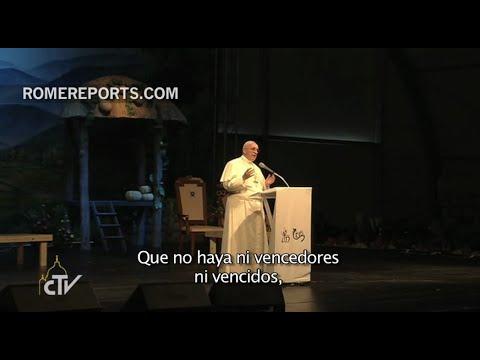 """El Papa, en Corea: """"¿Hay algo por lo que estaríamos dispuestos a morir?"""""""
