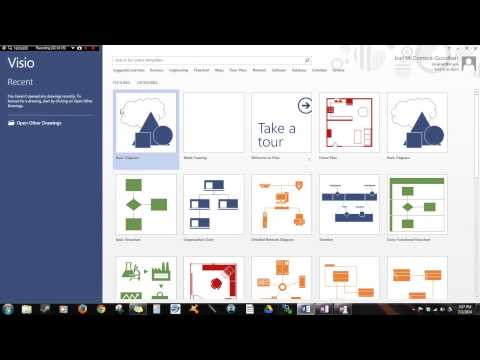 Showcase of Visio, Project, and OneNote