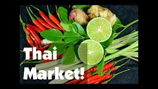 Thai Food Market!