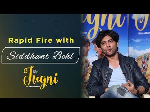 Rapid Fire Round with Siddhant Behl (a.k.a Mastana) | Jugni