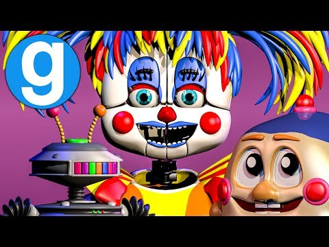 BRAND NEW FNAF 6 WEIRDOS PILL PACK SPOTLIGHT! Five Nights at Freddy's Gmod For Kids