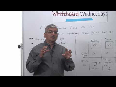 Whiteboard Wednesdays – Introduction to Cadence Tensilica Vision C5 DSP