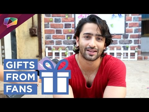 Shaheer Sheikh Receives Birthday Gifts From Fans |