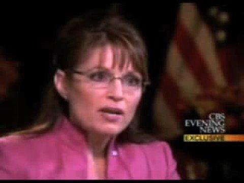 Sarah Palin meets Fargo