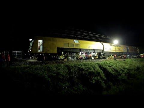 Le BOA, un train mangeur de rails
