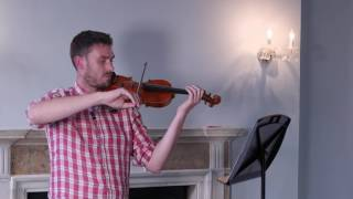 Royal Irish Academy of Music teacher, Karl Sweeney, performs