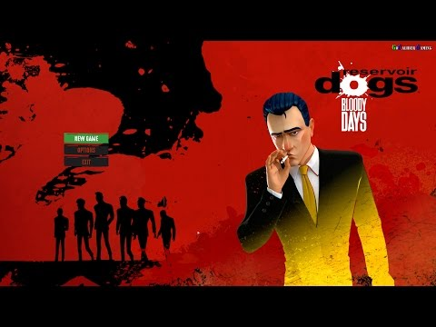 Reservoir Dogs: Bloody Days BETA 4K PC Gameplay