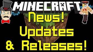 Minecraft 1.0 News&Updates ! 1.1 Update Coming Soon !