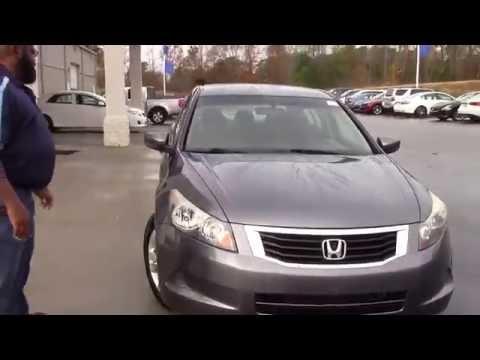 2010 Honda Accord Sdn LX-P, Honda of Roanoke Rapids