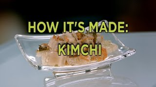 #HowItsMadeLearn what goes into the making the popular Korean side dish that's full of digestion-friendly probiotics.Full Episodes Streaming FREE on Science Channel GO: http://www.sciencechannelgo.com/how-its-madeSubscribe to Science Channel:http://bit.ly/SubscribeScienceJoin Us on Facebook:https://www.facebook.com/ScienceChannel   Follow Us on Twitter: https://twitter.com/ScienceChannel