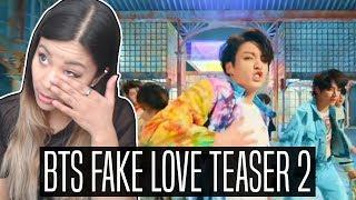 Video BTS (방탄소년단) 'FAKE LOVE' TEASER 2 REACTION | Breaking down teaser MP3, 3GP, MP4, WEBM, AVI, FLV Agustus 2018