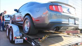 Nonton Greg Turner Record Set Fastest 2011 Mustang 5 0 Coyote Supercharged     Video Of Racing Inside Film Subtitle Indonesia Streaming Movie Download