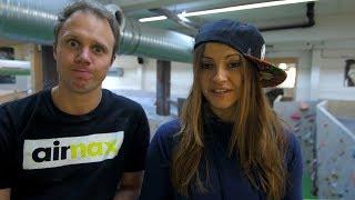 Climbing And Training At Cafe Kraft - Vlog 93 by Matt Groom