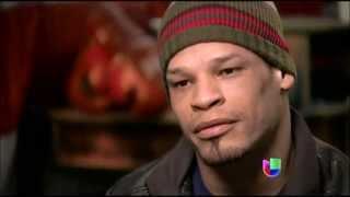 """Boxeador Orlando """"El Fenómeno"""" Cruz habla sobre su homosexualidad"""