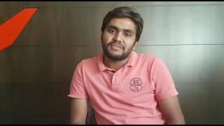 Mr. Chintan Patel - Testimonial