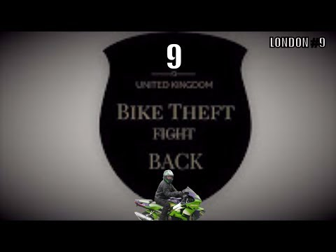 London bike theft London Motorcycle Crime London motorbike thieves Compilation 2017 #10