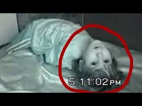 attività paranormali riprese in casa: video shock!