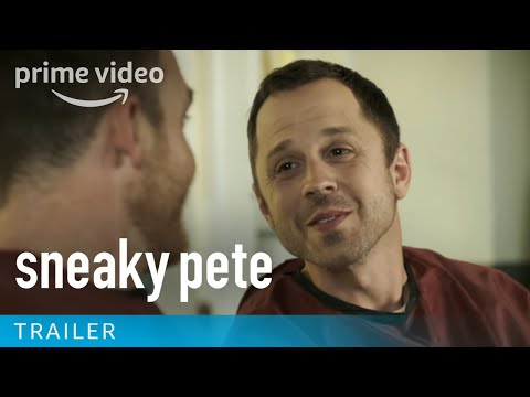 Sneaky Pete - Full Trailer   Prime Video