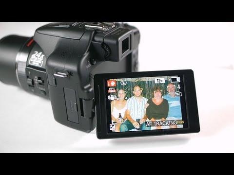 Panasonic Lumix DMC-FZ150 review
