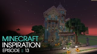 Minecraft :: Halloween Haunted House :: Inspiration w/ Keralis
