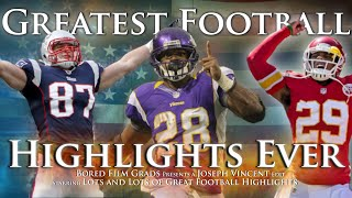 Greatest Football Highlights Ever - Volume 4 by Joseph Vincent