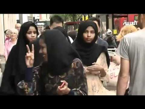 London calling Arabs to shop