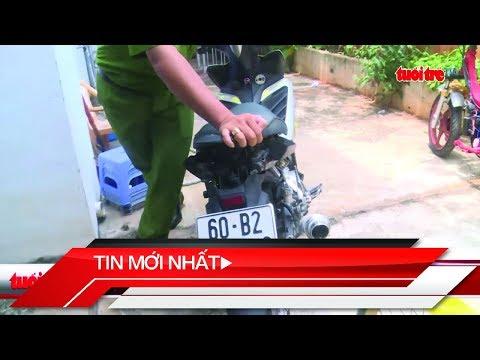 Phát hiện lò độ xe mô tô trái phép | Truyền Hình - Báo Tuổi Trẻ - Thời lượng: 0:49.
