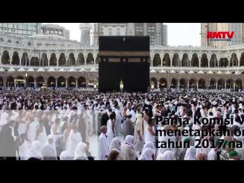 Ongkos Ibadah Haji Setiap Tahun Naik Terus