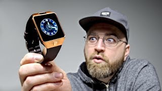 Video The $12 Smart Watch - Does It Suck? MP3, 3GP, MP4, WEBM, AVI, FLV September 2018