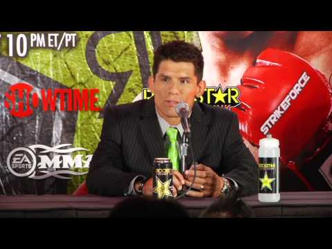 Frank Shamrock Discusses Retirement