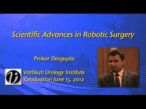 Scientific Advances in Robotic Surgery