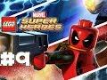 LEGO Marvel Superheroes - LEGO BRICK ADVENTURES - Part 9 - Galactic! (HD Gameplay Walkthrough)
